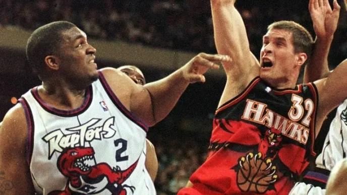 Miller siempre fue pesado en la NBA, pese a esto logró ser un buen jugador de rol