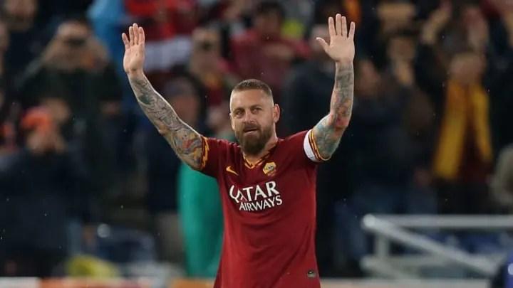 AS Roma v Parma Calcio Serie A b668fcb08475cefd8bf50dc1128e31f8