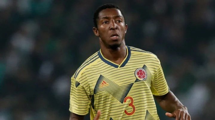 Óscar Murillo will be in charge of filling in the absence of Yerry Mina during the triple arrow of the South American Qualifiers