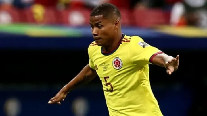 Wilmar Barrios managed to establish himself as the best defensive midfielder in Colombia in the 2021 Copa América in Brazil