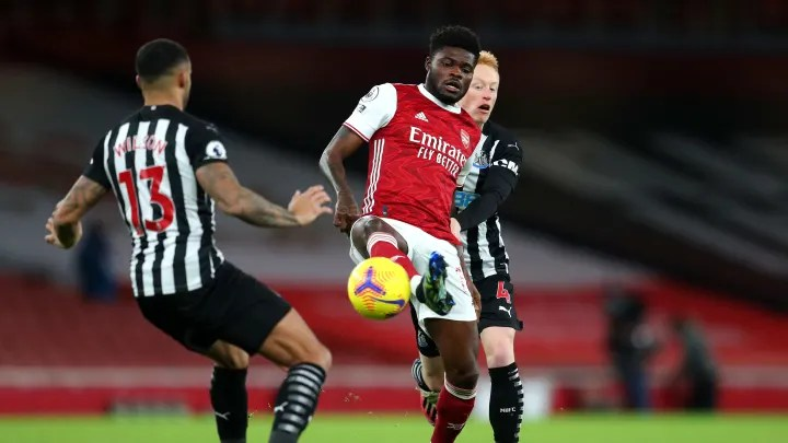 Timely return of Thomas Partey boosts Arsenal's European hopes