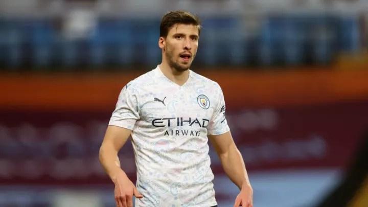 Ruben Dias has turned Man City's defence around