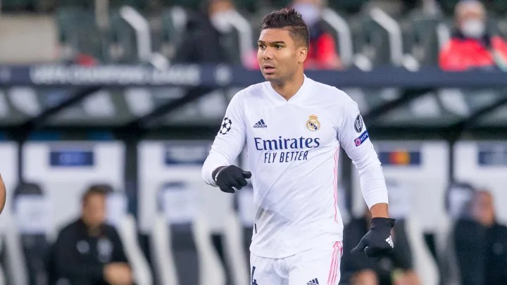 Casemiro Is the True Beacon of Hope in Struggling Real Madrid Squad
