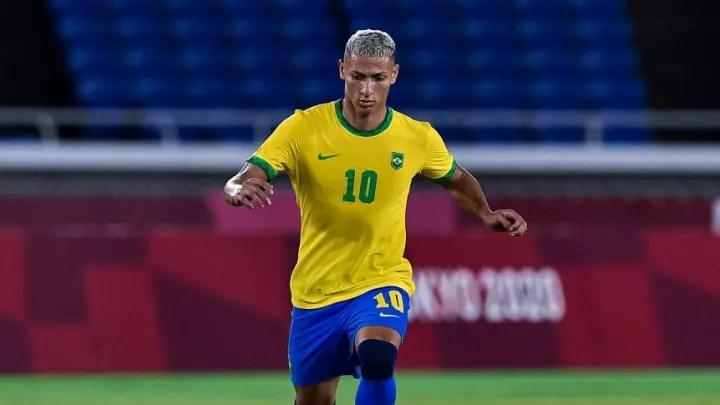 Brazil v Ivory Coast Tokyo 2020 Olympic Mens Foo d1beb303c882913c1e506bf33b5e5a30