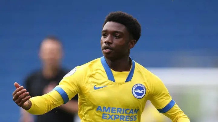 Potter has bought young players into his Brighton squad, including Tariq Lamptey for a bargain £4m from Chelsea