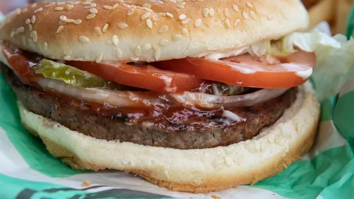Burger King Begins Selling Meatless Whopper Across US