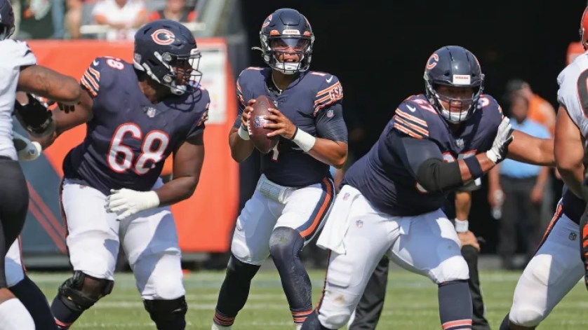 Lions vs Bears Opening Odds, Betting Lines and Prediction for Week 4 Game  on FanDuel Sportsbook