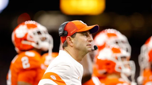Dabo Swinney has responded to the allegations against him and his program.