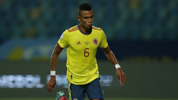 William Tesillo will be the head of Colombia as a right back, being his best alternative today