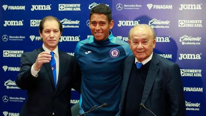 Luis Romo, Guillermo Alvarez, Jaime Ordiales
