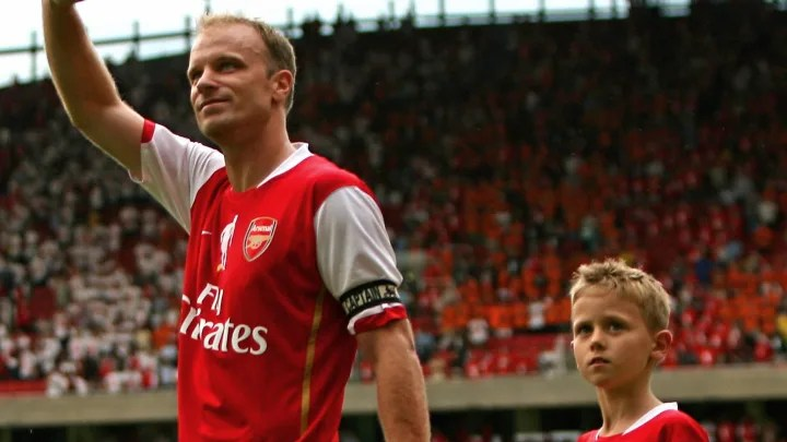 Arsenal Opt Against Offering Contract to Dennis Bergkamp's Son After Trial