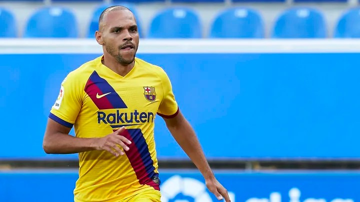 Martin Braithwaite Takes Luis Suarez's Number Nine Shirt at Barcelona
