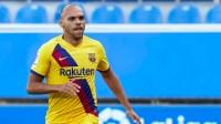 Martin Braithwaite Takes Luis Suarez's Number Nine Shirt at Barcelona