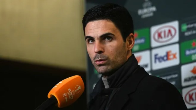 Mikel Arteta Reveals Arsenal's Europa League Youngsters Could Start in Premier League