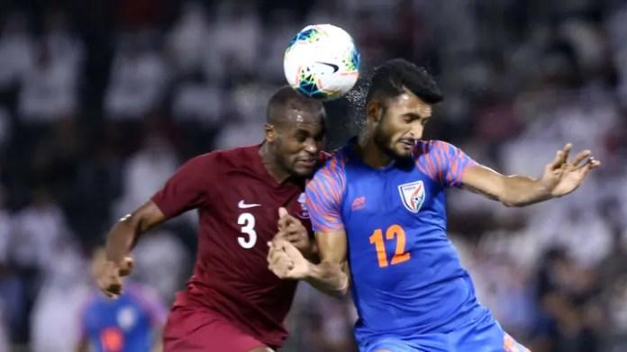 Manvir Singh plays as a striker for India and ATK Mohun Bagan