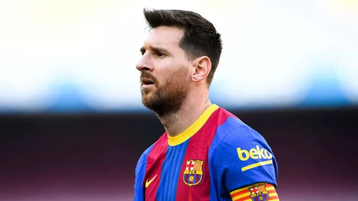 Lionel Messi, Barcelona, transmisión