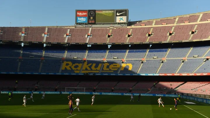 La Liga President Hopeful Fans Can Return to Stadiums in January