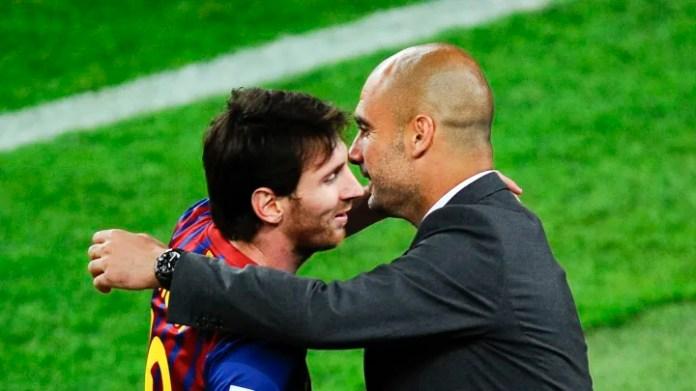 Lionel Messi, Josep Guardiola