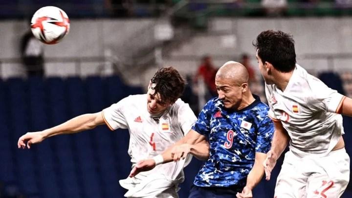 FOOTBALL OLY 2020 2021 TOKYO JPN ESP 8c160dcc13f4423ff3d5fec8821ff47c