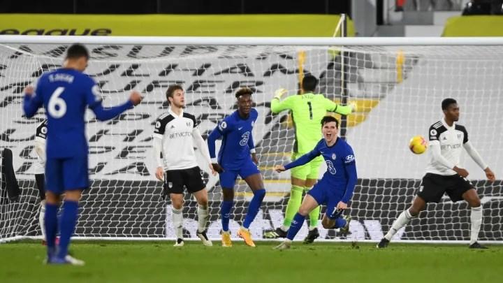 Mason Mount repays Frank Lampard's faith with vital goal to save Chelsea's season