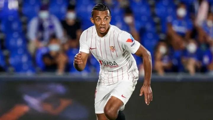 Getafe v Sevilla La Liga Santander ff5586cd59e5b106ed9a82ec0d901c91