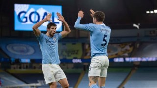 Manchester City's resurgence summed up by outrageous defensive stat