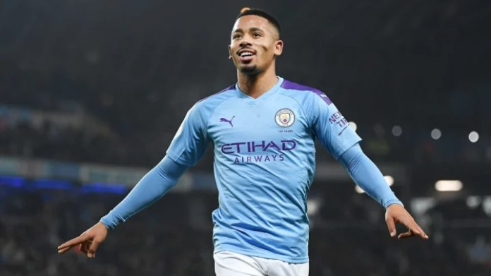 Gabriel Jesus will have the deputise for Sergio Aguero following the Argentinian's injury