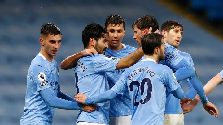Player ratings as Citizens ease to victory