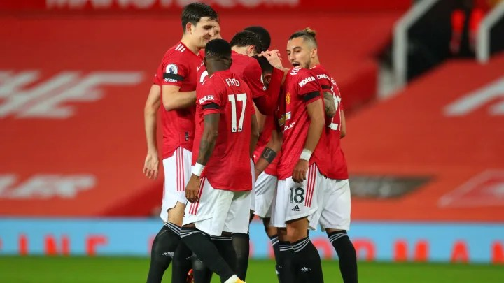 Player Ratings as Red Devils Win Tale of Two Penalties