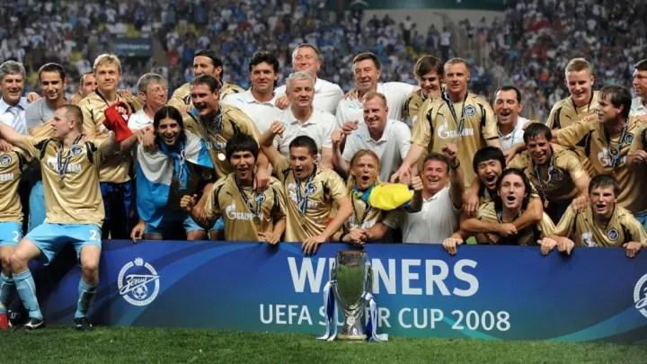 Manchester United v Zenit Saint Petersburg - UEFA Super Cup