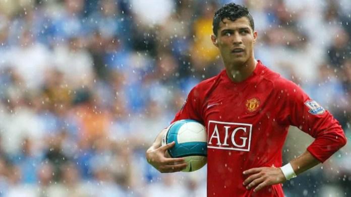 Mesfushori portugez i Manchester United