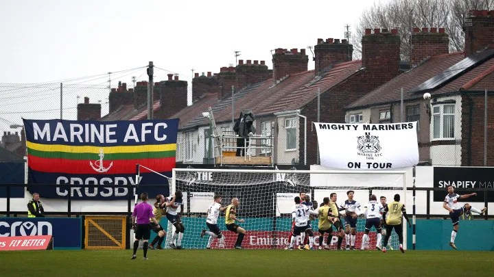 What Tottenham can expect from Marine in the FA Cup