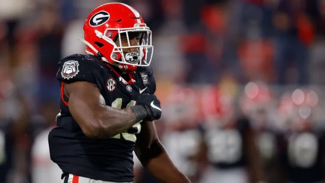 Georgia vs South Carolina odds, spread, prediction, date & start time for college football Week 13 game.