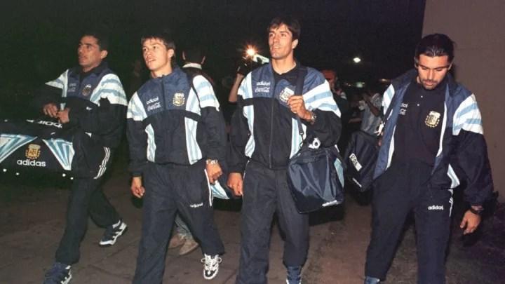 PARAGUAY-ARGENTINA-ARRIVAL