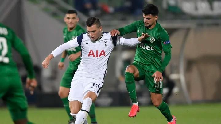 The Tottenham Lineup That Should Start Against Ludogorets Razgrad