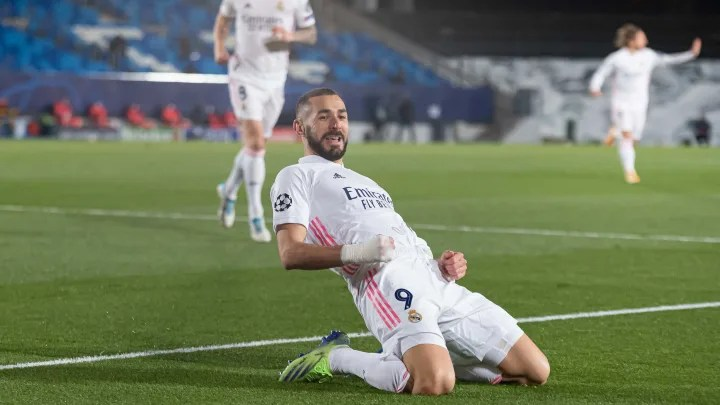Karim Benzema Demonstrates His Importance to Real Madrid in Crucial Champions League Win