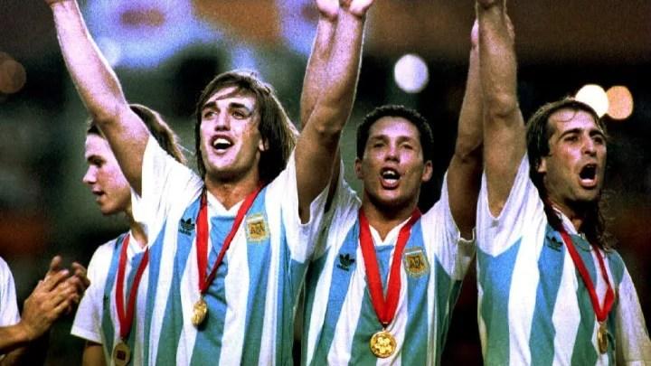 SOC-ARGENTINA CELEBRATES CUP