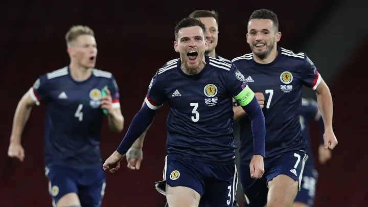 Everything That's Happened in Football Since Scotland Last Qualified for a Major Tournament