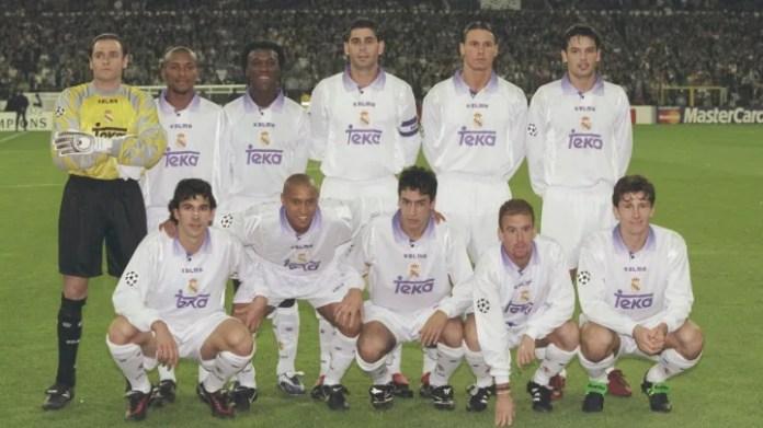 Grupi i skuadrës së Real Madrid