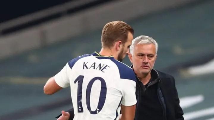José Mourinho, Harry Kane