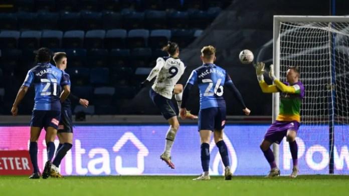 Gareth Bale, Ryan Allsop