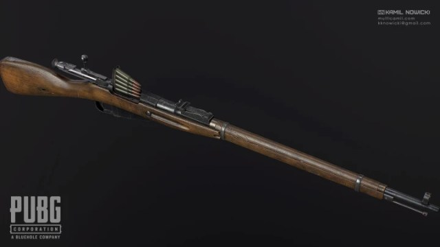 The Mosin Nagant does little to upset the PUBG weapon tier list for May 2020.
