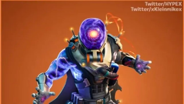 Cyclo Fortnite skin was leaked earlier last week, and hints at Season 2 ending because of a hurricane.