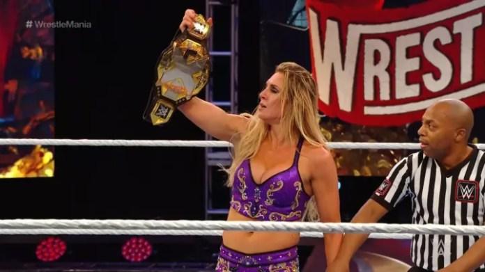 Charlotte Flair - NXT Championship