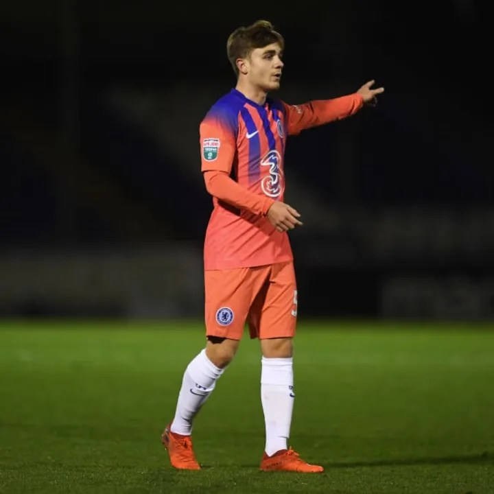 Lewis Bate is one of the most talented youngsters in the Chelsea academy