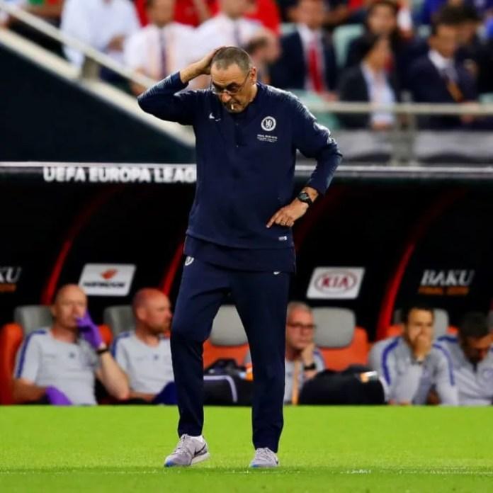 Chelsea v Arsenal - Finalja e UEFA Europa League
