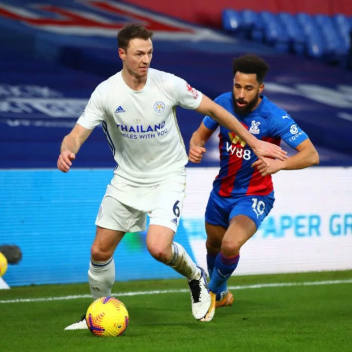 Johnny Evans, Andros Townsend