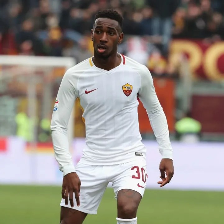 Gerson has played in Europe previously with Roma