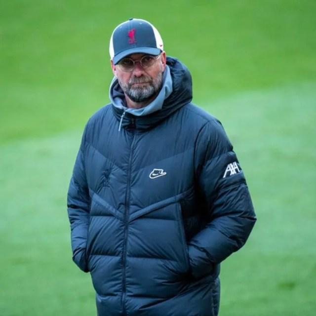 Jurgen Klopp is looking to strengthen his attacking options