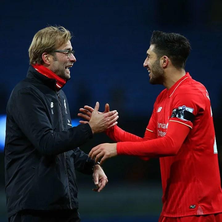 Klopp ha ottenuto una grande vittoria contro il Manchester City solo un mese nella sua carriera nel Liverpool